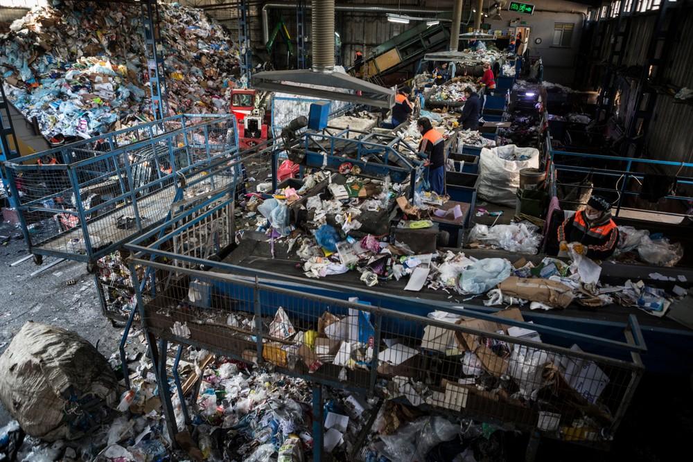 мусор неперерабатываемый пластик Малайзия экпорт мусора США Канада Великобритания