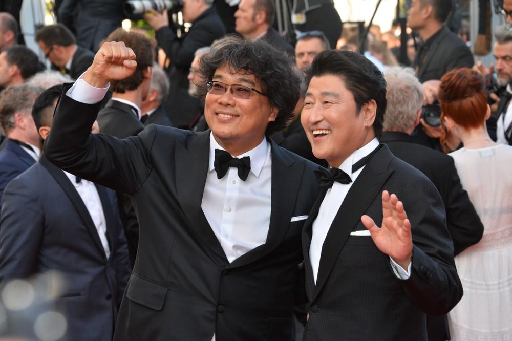 Сон Кан Хо Пон Чжун Хо Каннский кинофестиваль 2019 победители лауреаты кино