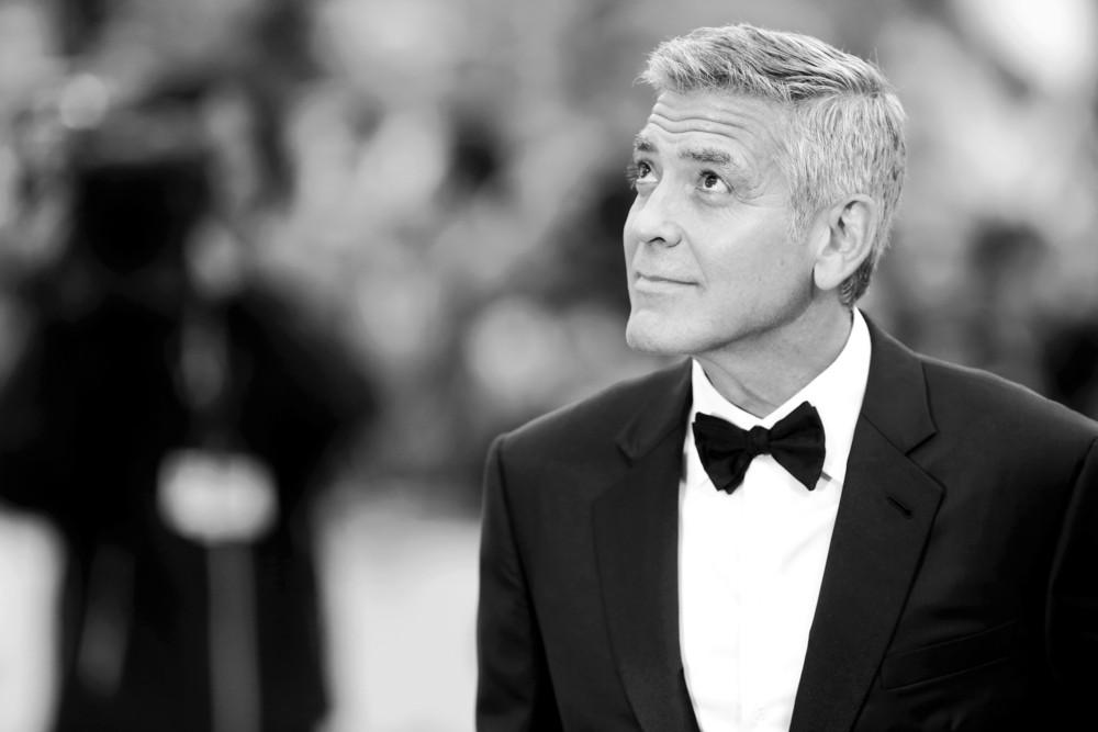 Джордж Клуни актер США режиссер Голливуд правил жизни