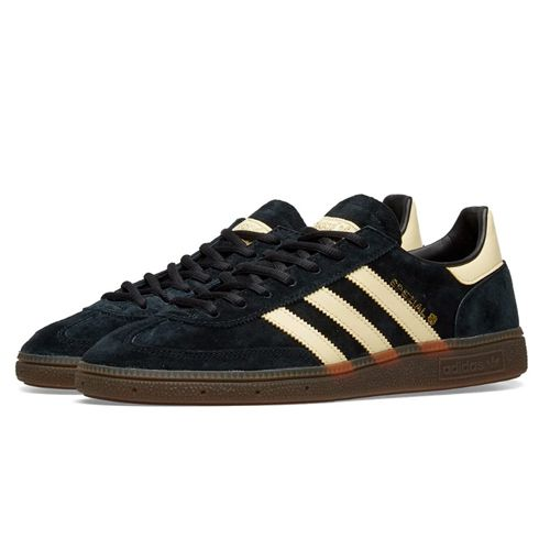 мода спорт 2019 обувь черные кроссовки Adidas