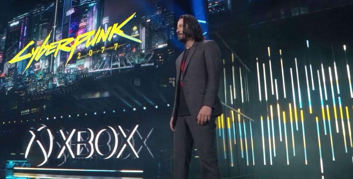 Киану Ривз станет персонажем видеоигры Cyberpunk 2077