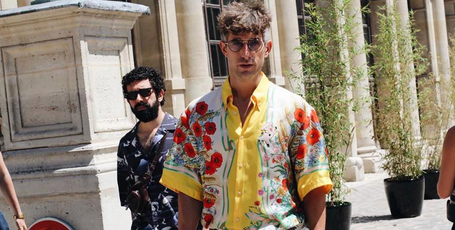 Стритстайл на Неделе мужской моды-2019 в Милане и Париже: лучшее
