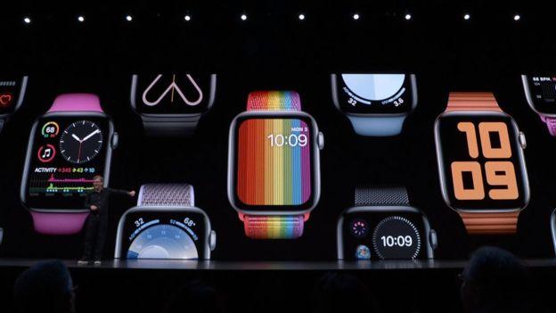 WWDC США технологии гаджеты обновления Apple Watch watchOS6