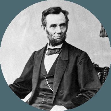 президент США история Линкольн инаугурация