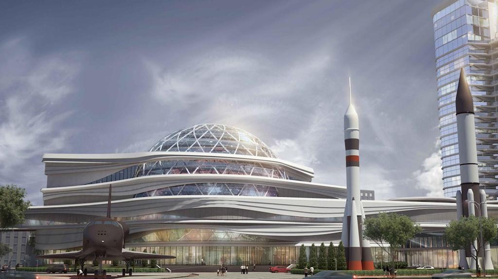 В  Нур-Султане построят планетарий