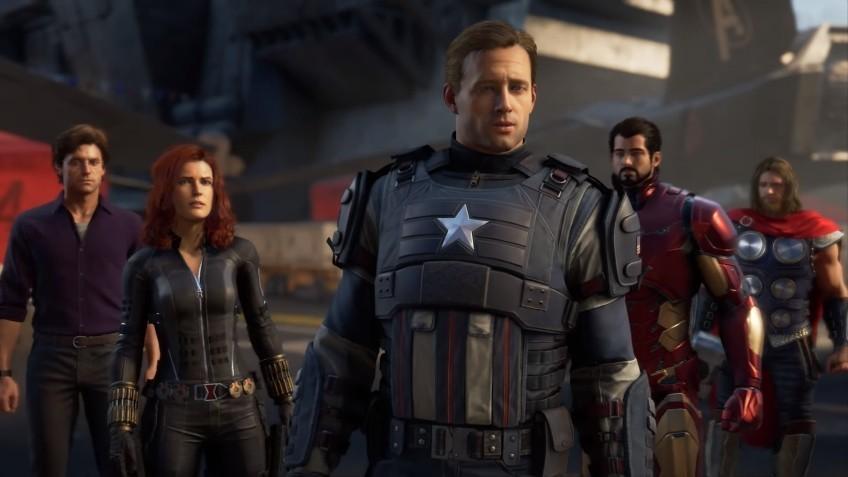 Вышел первый трейлер видеоигры Marvel's Avengers