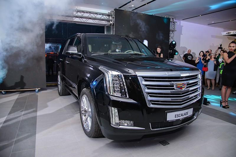 автоцентр Cadillac в Алматы