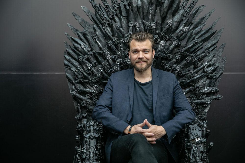 Йохан Пилу Асбек Игра престолов актер Эурон Грейджой интервью кино сериалы
