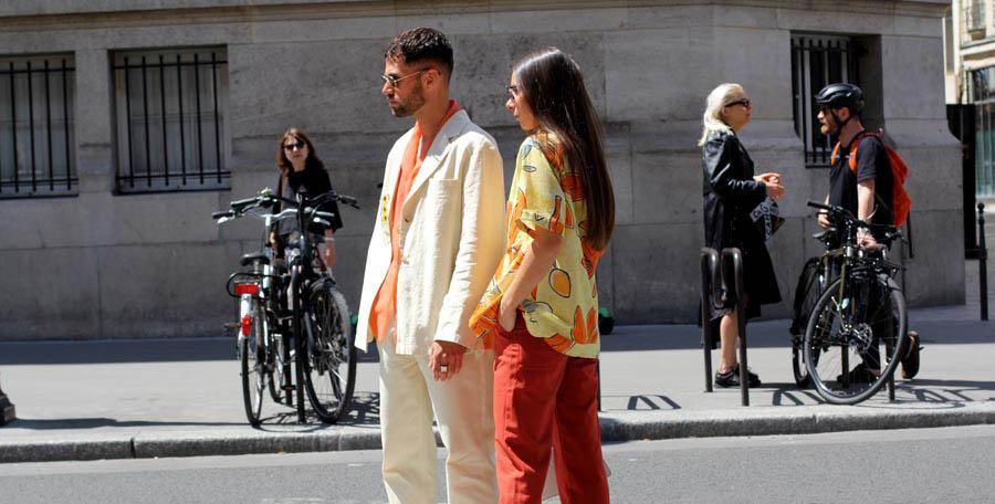 Неделя мужской моды-2019: Париж, день четвертый, streetstyle