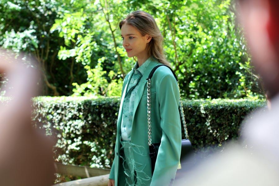 Наталья Водянова лидеры модной индустрии