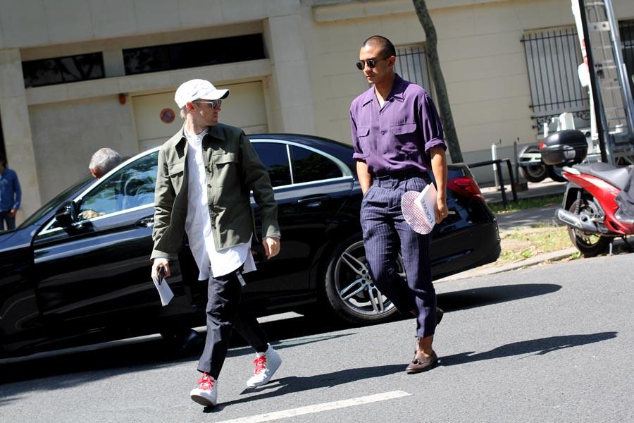 Paris Fashion Week Men's