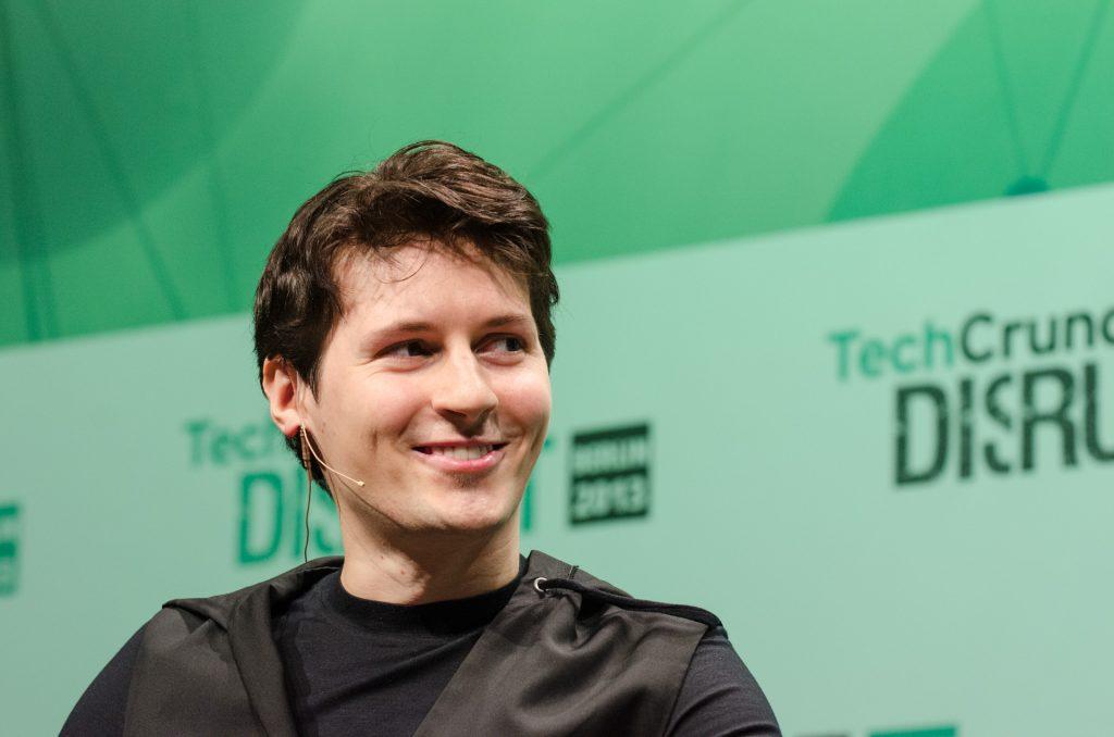 Павел Дуров Telegram пост диета отказ от еды ВКонтакте