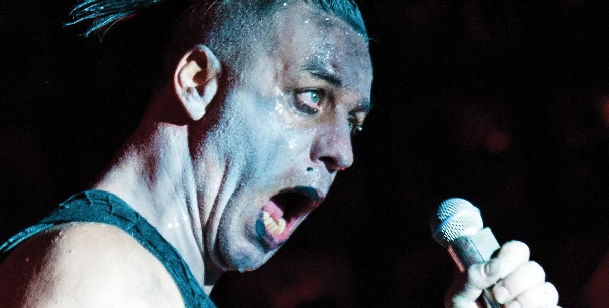 Rammstein продает «Кокаин»