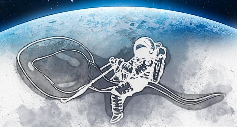 космонавты спермы