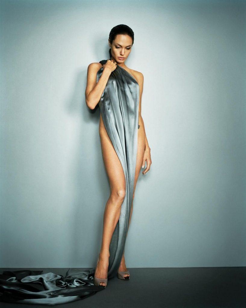 Анджелина Джоли актриса правила жизни США Голливуд