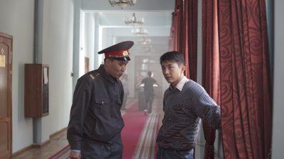 Казахстанские миротворцы на большом экране