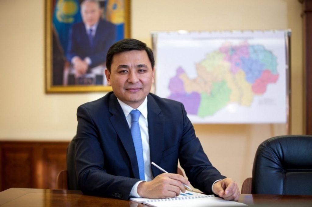 Алтай Кульгинов президент столицы Нур-Султан Астана Токаев государство политика