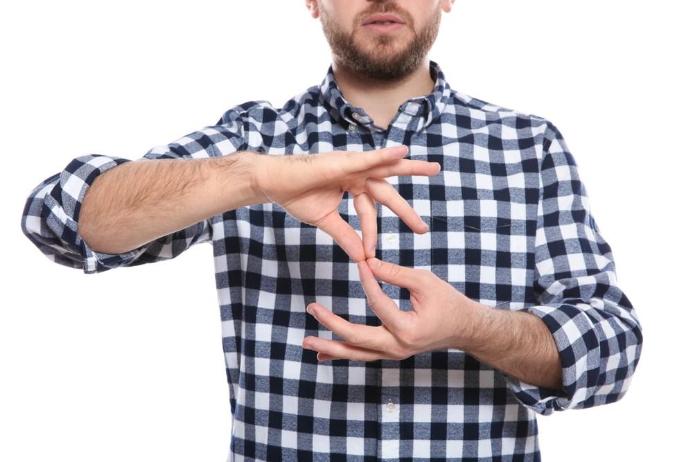 язык жестов Казахстан Петропавловск ЦОН госслужащие