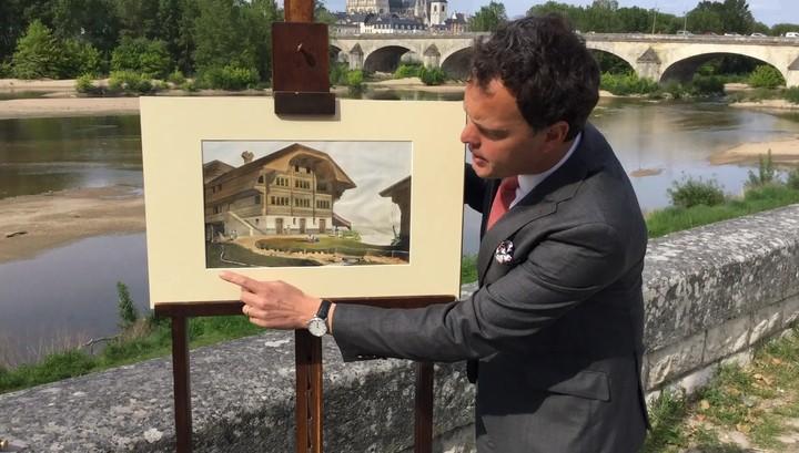 Поль Гоген первый рисунок аукцион искусство художник Франция шале Швейцария
