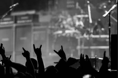география хеви-метала