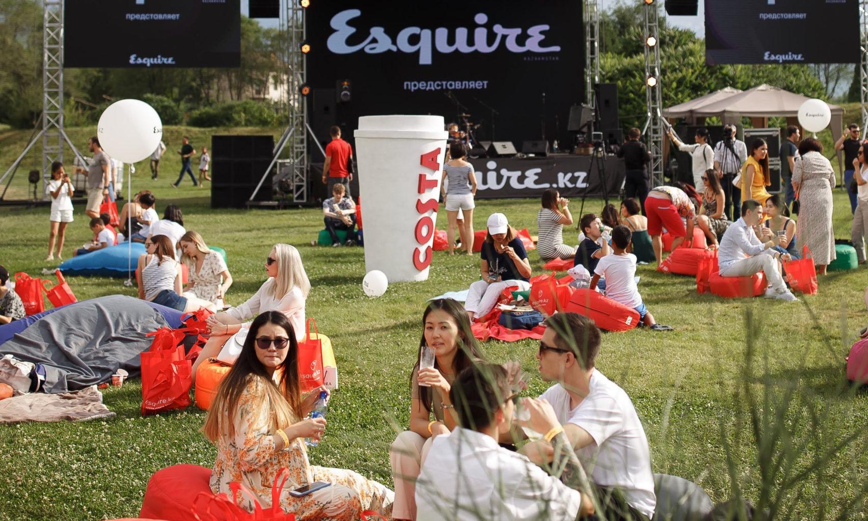 Пикник Esquire 2019: фотоотчет