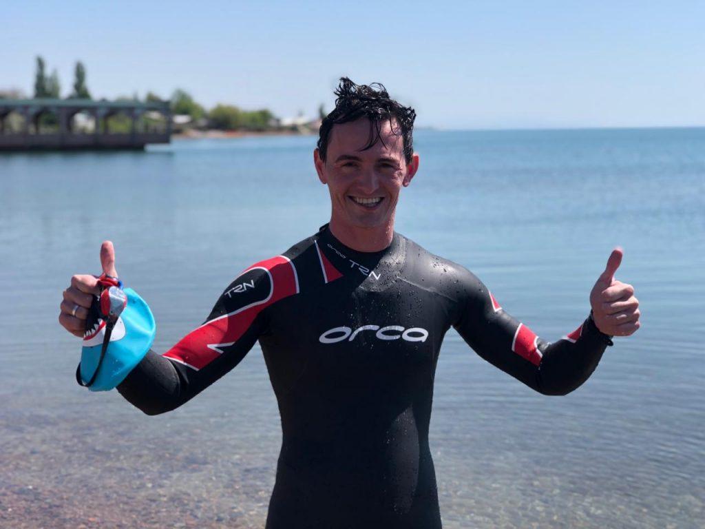Николай Мазенцев триатлон Авиата Ironman