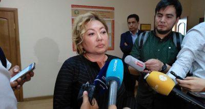 Эльмира Суханбердиева напишет книгу о женской тюрьме
