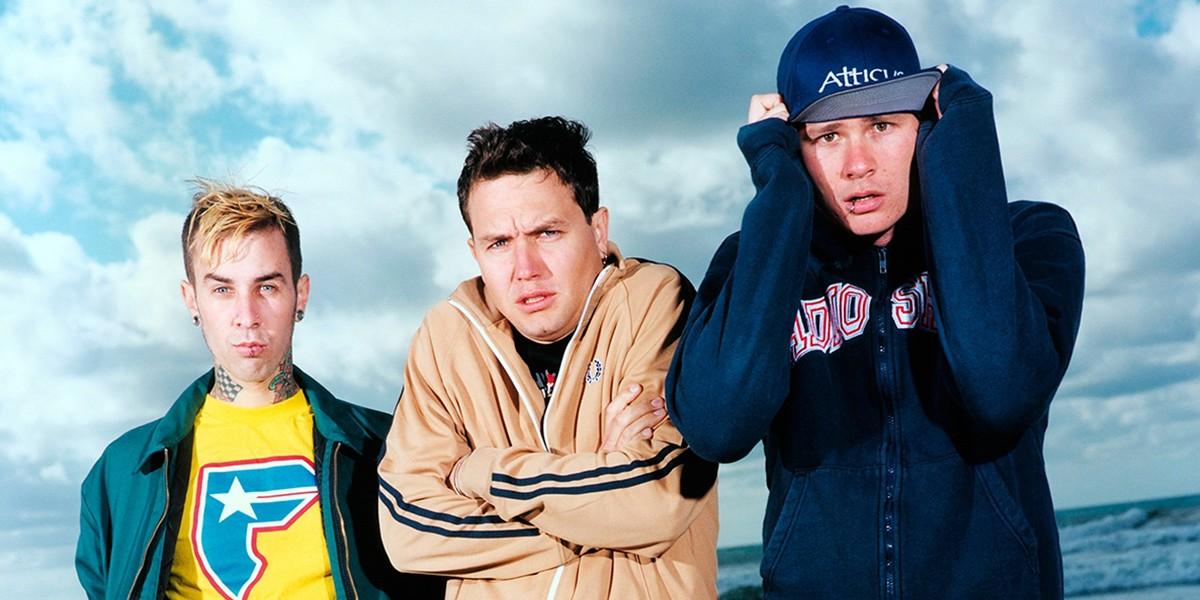 новый альбом Blink-182