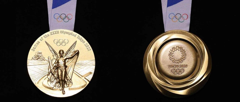 Медали из электронного мусора разыграют на Олимпиаде-2020