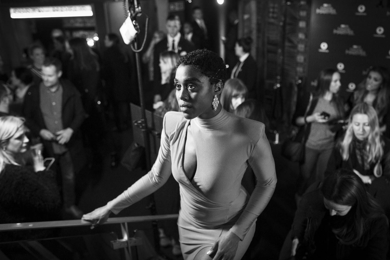 Агент 007 стал чернокожей женщиной