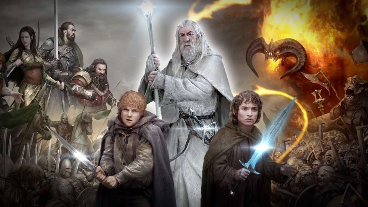 Amazon создаст игру по Толкину