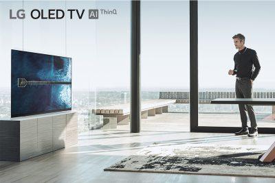 LG Electronics объявляет о старте продаж новой линейки телевизоров
