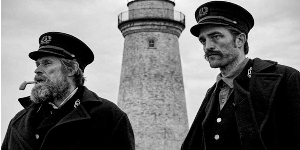 Дуэт Уиллема Дефо и Роберта Паттинсона: о чем расскажет готический хоррор «Маяк»