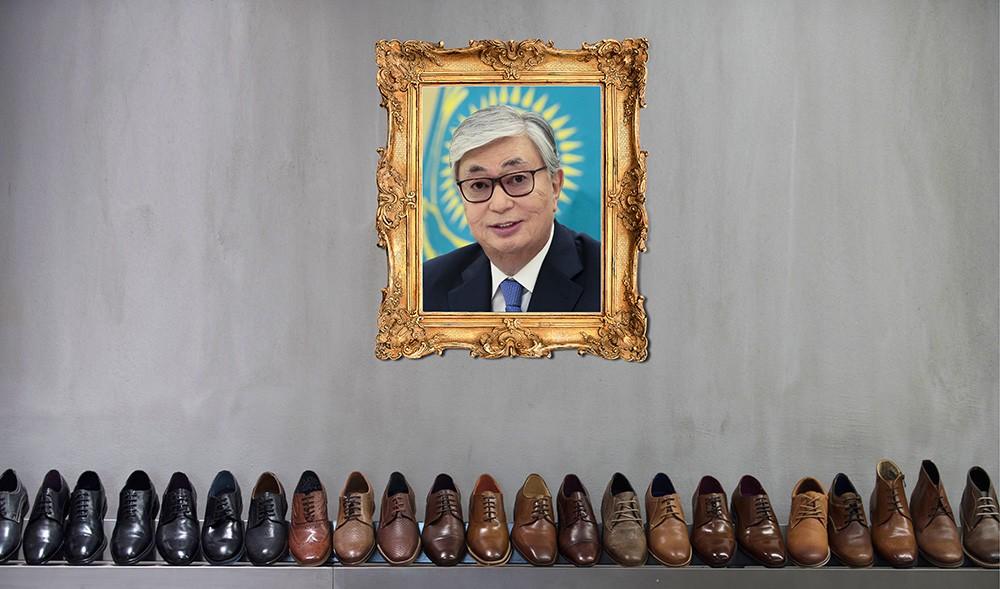 Токаев задает тренд: туфли, как у президента, раскупает народ