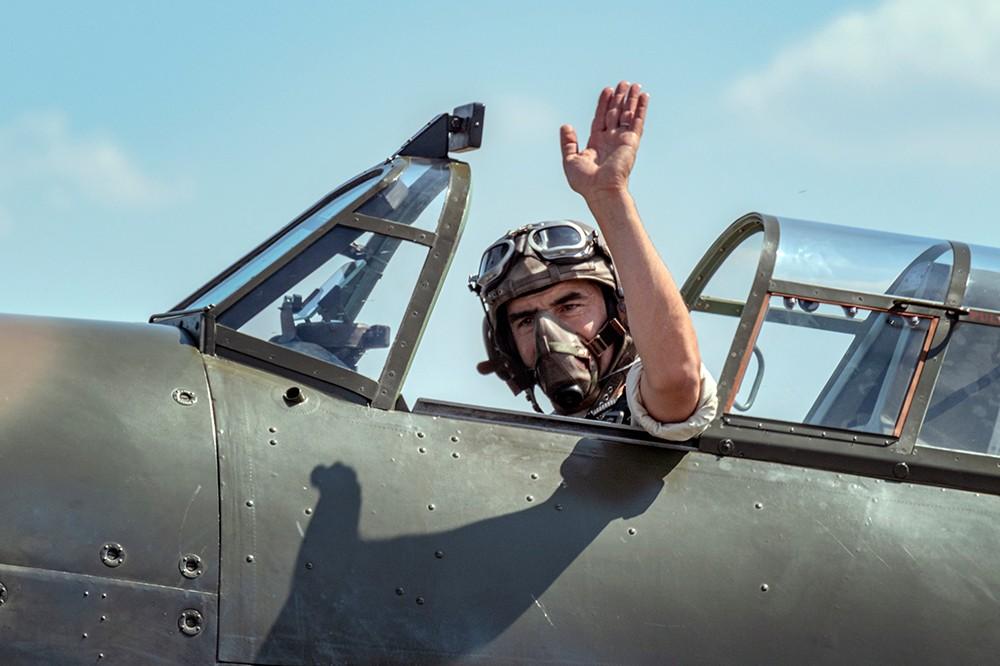 британские летчики борода