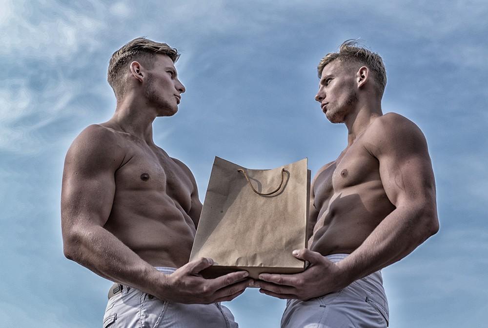 Мужчины не носят эко-сумки из-за страха выглядеть геями
