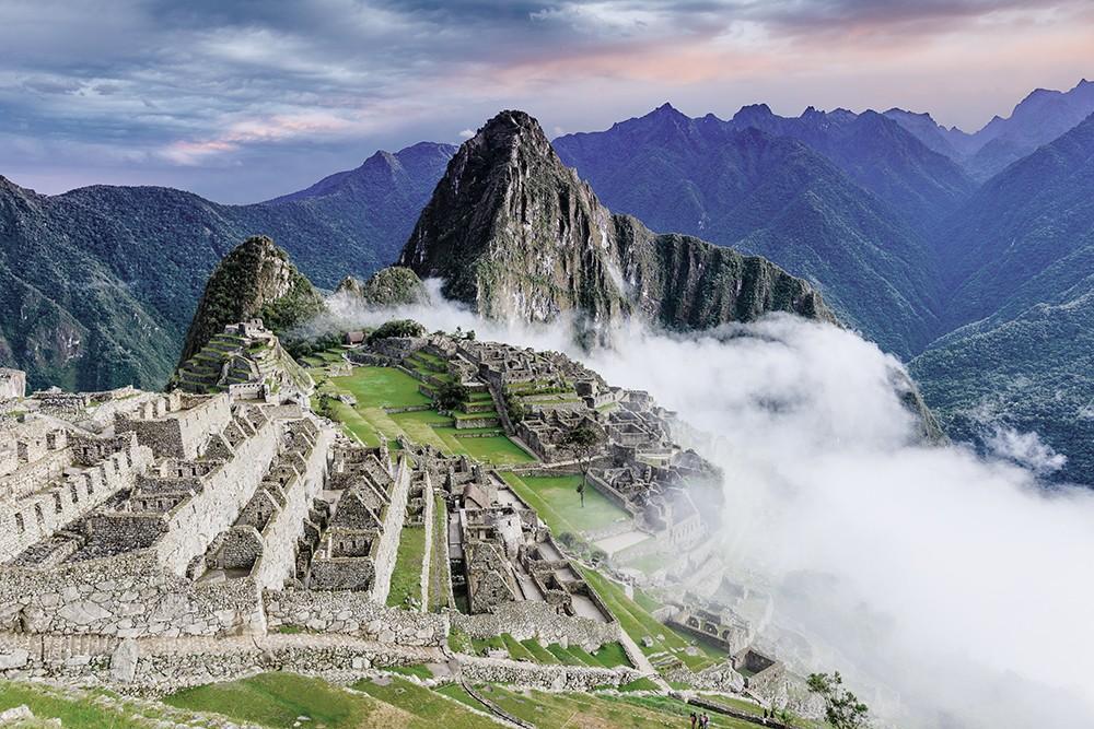Перу археологи