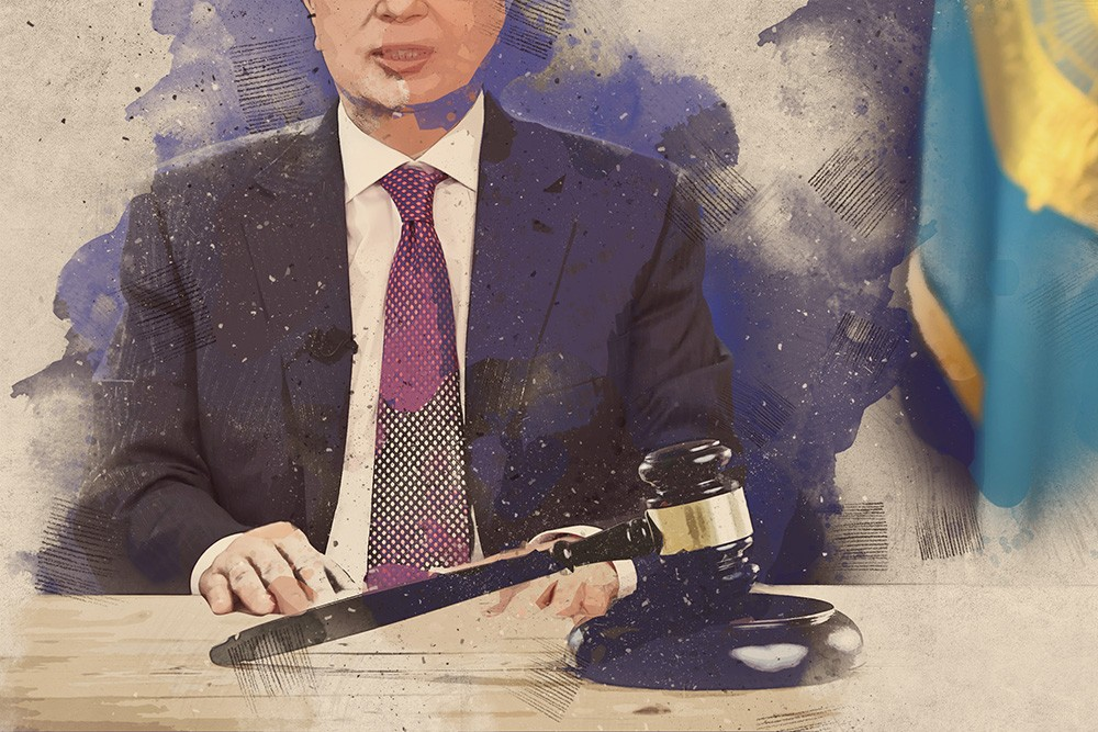 ужесточение системы наказаний в Казахстане