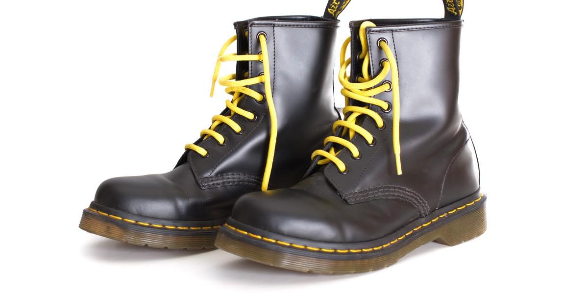 Из-за «веганских» ботинок у Dr. Martens выросла прибыль на 70 %