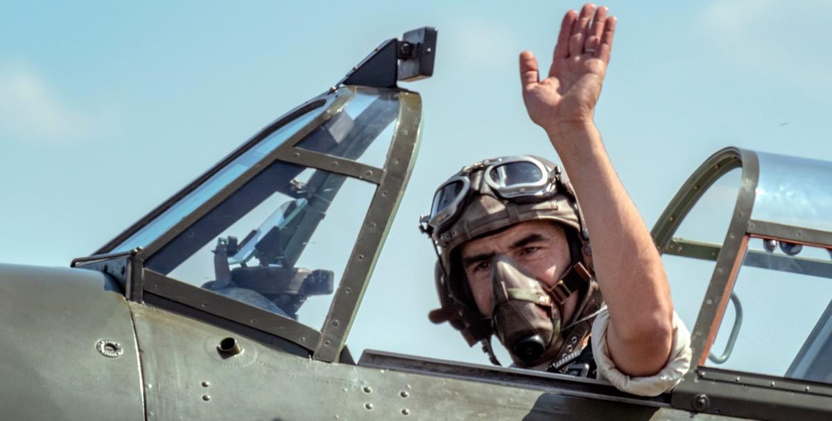 Британским военным летчикам разрешили носить бороду
