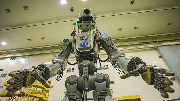 «Поехали!» – робот «Федор» отправился на МКС