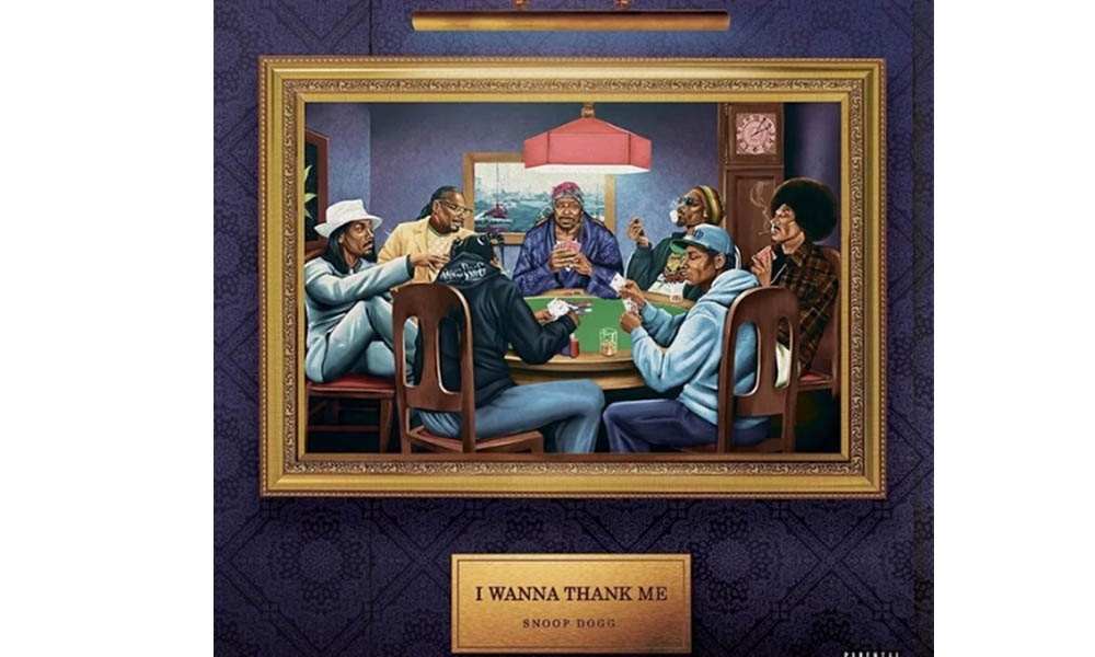 Snoop Dogg выпустил альбом с участием рэперов новой и старой школы