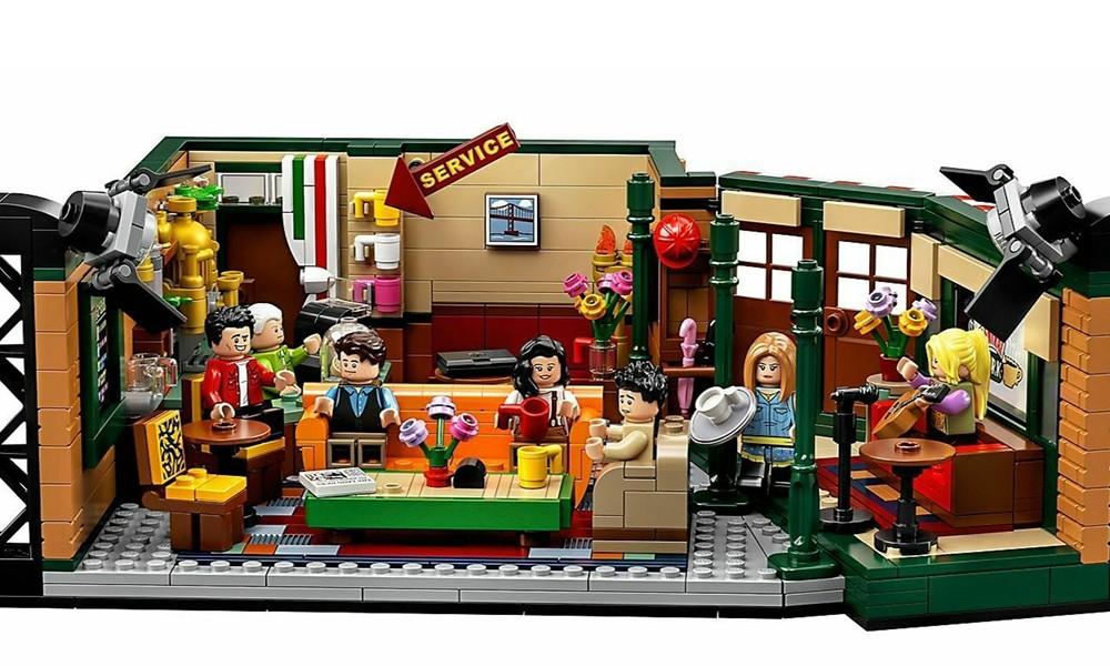 "Lego ""Друзья"""