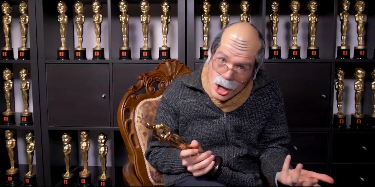 BadComedian проведет церемонию премии «Михалоскор 2019»
