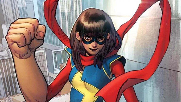 Disney+ выпустит сериал Marvel, где супергероиней станет мусульманка