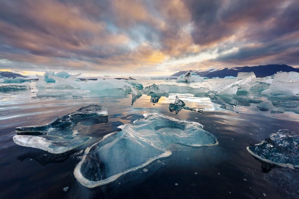 Ученые хотят вернуть лед в Арктику