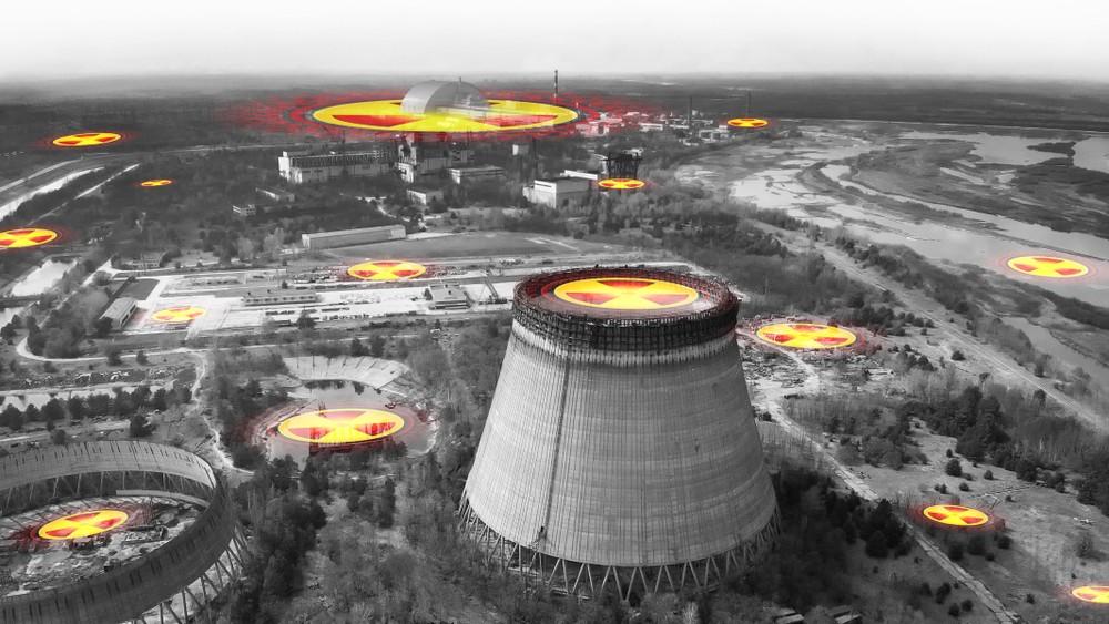 США рассекретили разведданные о чернобыльской аварии