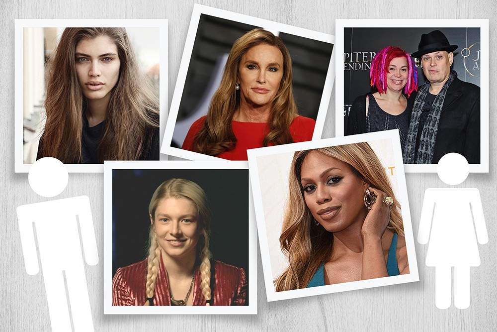 Актрисы, модели, режиссеры: пятерка самых известных трансгендеров мира