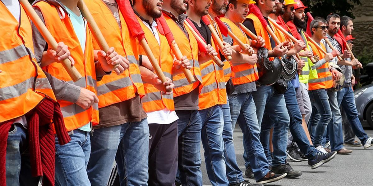 Общенациональный протест: 50 тысяч рабочих General Motors не вышли на работу. Закрылись 33 завода