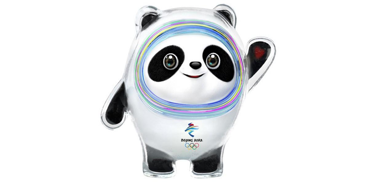 Панда с суперспособностями станет символом Олимпиады-2022 в Пекине
